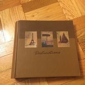 'Destinations' Photo Album